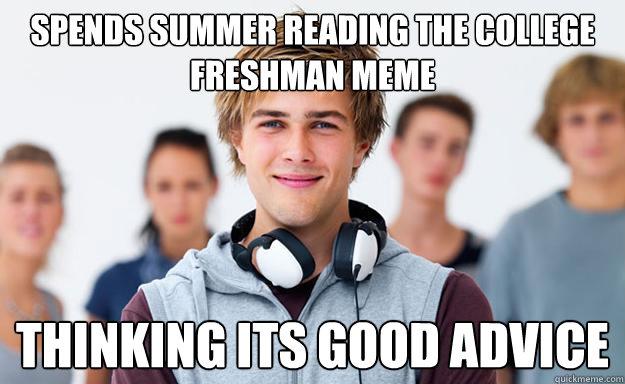 Freshmen Meme