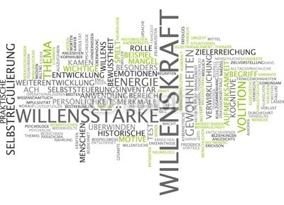 Willenskraft Cloud