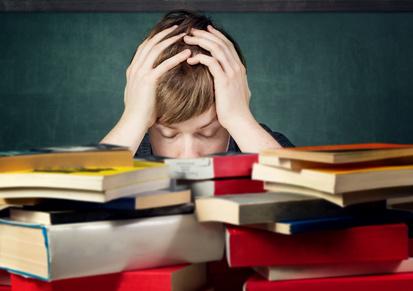 Stress schon in der Grundschule