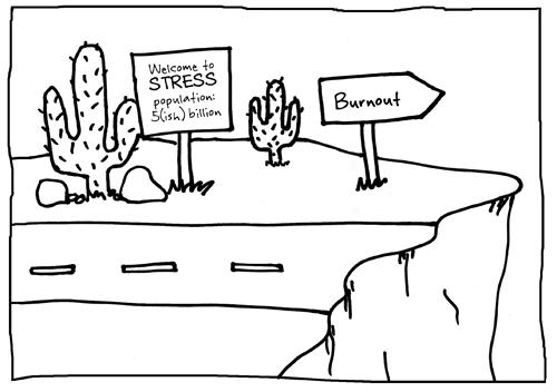 Perfektionismus und Burnout