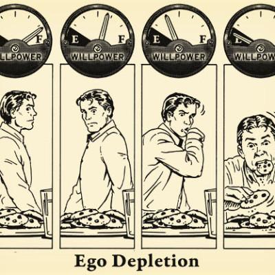 Willenskraft Teil 2: Ego Depletion