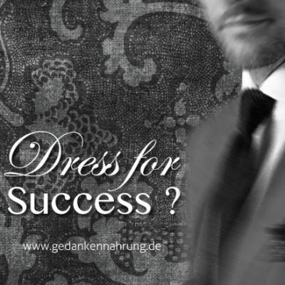 Dress for Success?