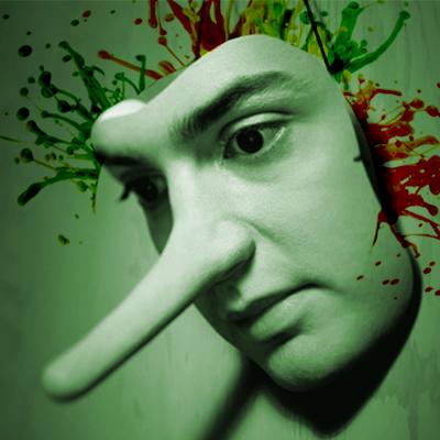 Sind kreative Menschen die besseren Lügner?
