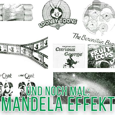 """Leserbriefe"" zum Mandela-Effekt-Beitrag"