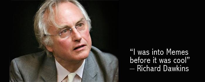 Richard Dawkins Memetik
